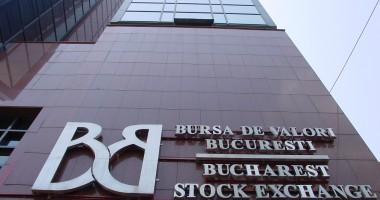 Bursa de Valori Bucureşti e în creştere