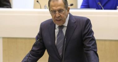 Serghei Lavrov: Rusia nu va interveni militar �n Ucraina