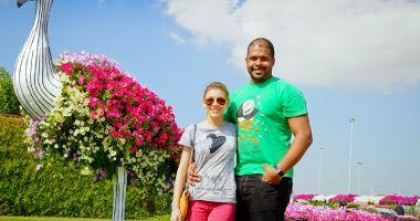 Andreea Ibacka şi Cabral vor deveni părinţi