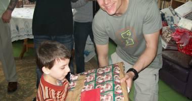 Cadouri pentru copiii din Centrul de Plasament Antonio