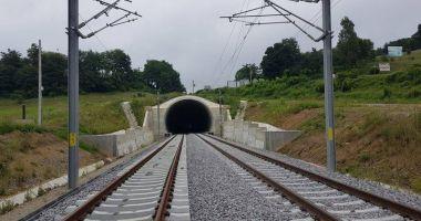Noi tronsoane de cale ferată modernizată