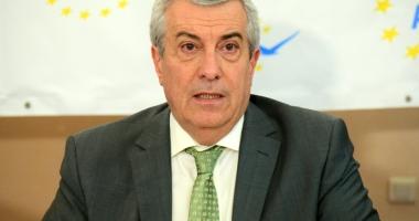 Călin Popescu Tăriceanu, ales preşedinte ALDE