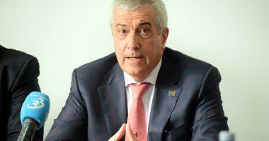 Tăriceanu, supărat pe Iohannis: Am luat decizia de a nu participa la Ziua Europei, la Cotroceni