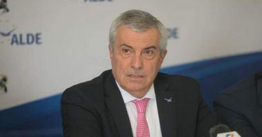 Călin Popescu Tăriceanu cere restructurarea guvernului