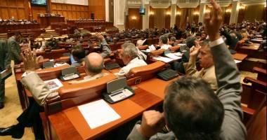 A demisionat din Parlamentul României!