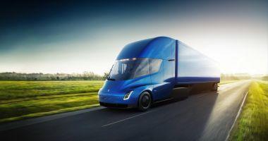 Camioanele vor avea cabine aerodinamice