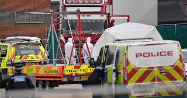 CAMIONUL GROAZEI! 39 de morţi, în apropiere de Londra. Filieră bulgară?