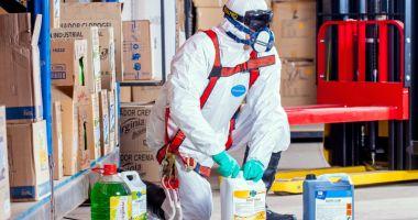 Cum puteţi lucra în siguranţă cu substanţele periculoase