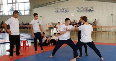 Campionatul Naţional de Kung-Fu, încheiat cu succes la Medgidia