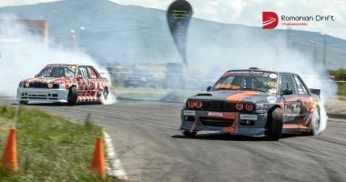 Sporturi cu motor. Drifturi şi adrenalină, la Constanţa