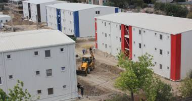 """Se măreşte campusul social """"Henri Coandă"""". Cine se va muta în noile blocuri?"""