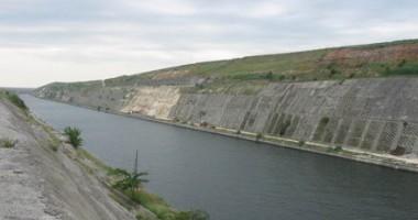 Bărbat decedat găsit în Canalul Dunăre - Marea Neagră, sub podul rutier de la Medgidia