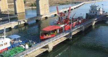 Canalul Dunăre - Marea Neagră împlinește 35 de ani