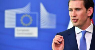 Cancelarul austriac cere eliminarea  a 1.000  de reglementări UE