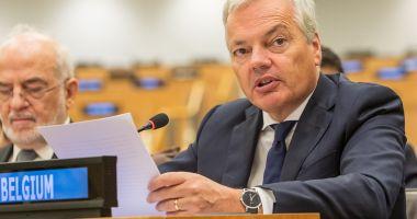 Candidatul Belgiei la Comisia Europeană, anchetat pentru spălare de bani