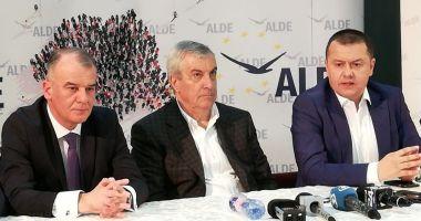 Candidatura lui Tăriceanu la alegerile prezidențiale, susținută de ALDE Constanța