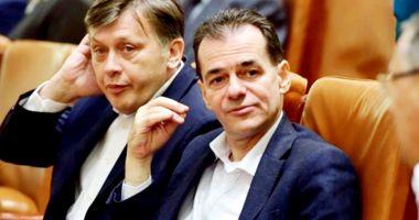 Candidează Crin Antonescu  la europarlamentare? Ce spune Orban