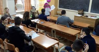Simulare Bacalaureat clasa a XII-a / Ce subiecte au avut de rezolvat elevii din Constanţa