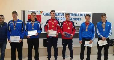 Canotorii de la CS Farul, o singură medalie la Naţionalele de juniori