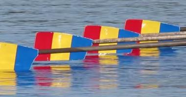 Canotaj: Prima medalie pentru România la Europenele din Cehia, aur la patru rame feminin