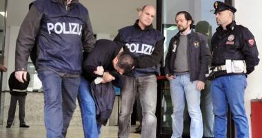 Capii mafiei italiene se întrunesc în camere frigorifice pentru a nu fi interceptaţi de poliţişti