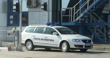 Trei autoturisme de lux semnalate ca fiind furate, descoperite la Constanţa