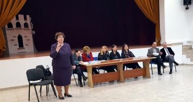 Caravana promovării învăţământului profesional
