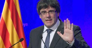 Carles Puigdemont a renunţat să candideze la conducerea executivului catalan