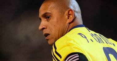 Roberto Carlos s-a întors la Real Madrid