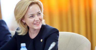 CARMEN DAN: Pensionarii Ministerului de Interne vor primi pensiile înainte de Paşte