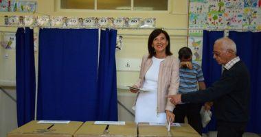 Alegeri prezidențiale 2019. Unde a votat Carmen Iohannis