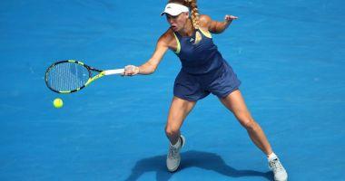 Tenis, Turneul Campioanelor / Caroline Wozniacki, victorie cu Petra Kvitova, după un meci de două ore și 19 minute
