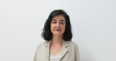 Lavinia Stan şi-a lansat cartea la Universitatea