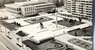 Arhiva de Aur Cuget Liber. Constanţa, ce oraş frumos am avut! Casa de Cultură, în 1985