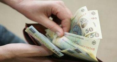 Câștigul salarial mediu nominal net a urcat la 2.629 lei