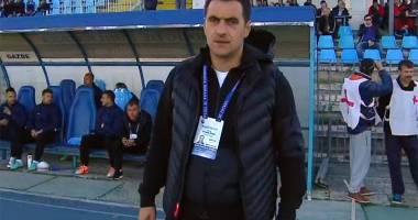 Fotbal: Săgeata a reziliat contractele celor trei antrenori