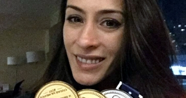 Cătălina Ponor s-a retras din activitate cu două medalii de aur
