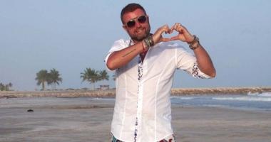 Cătălin Botezatu îşi lansează o nouă colecţie de modă, la Eforie Aqua Park