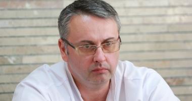 Concurs pentru şefia Spitalului Judeţean.  Dr. Cătălin Grasa  nu are contracandidaţi