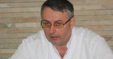 Dr. Grasa, numit director al spitalului pentru maxim trei ani