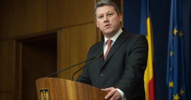 Cătălin Predoiu nu mai candidează la şefia PNL
