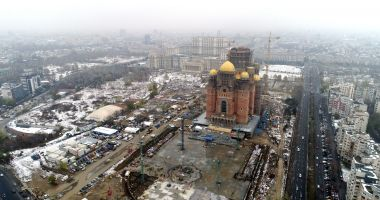 Primăria Capitalei va aloca iar bani de la buget pentru Catedrala Mântuirii Neamului