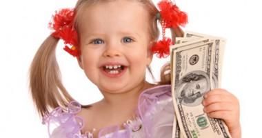 Cât este indemnizaţia pentru creşterea copilului