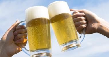 Câţi români beau bere de 1 Mai