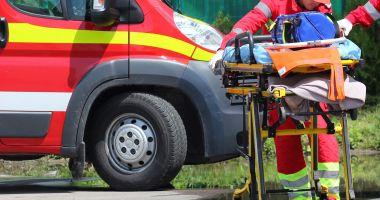 Tragedie în Constanța. Bătrân mort după ce a căzut de la etajul 4