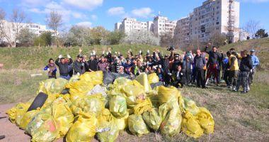 Mobilizare exemplară printre constănţeni! Datorită lor vom avea un oraş mai curat