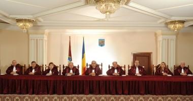 Şedinţa CCR, devansată  pe 31 august