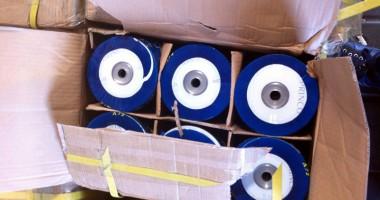 Captura Gărzii de Coastă: zeci de mii de DVD-uri  şi CD-uri contrafăcute