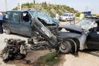 Tragic accident de circulaţie la intrarea în localitatea Cumpăna