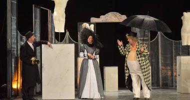 """""""Cea mai frumoasă soţie"""", pe scena Teatrului de Stat"""